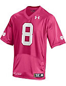 University of Notre Dame Replica #8 Football Youth Jersey
