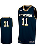 University of Notre Dame #11 Youth Basketball Jersey