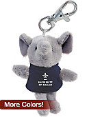 University of Dallas Plush Keychain