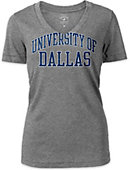 University of Dallas Women's V-Neck T-Shirt