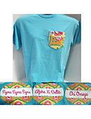 Sorority Frocket Tees