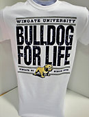 Bulldog For Life Tee