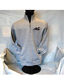Heather Quarter Zip Pullover
