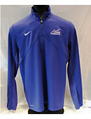 Nike Purple 1/2 Zip Training