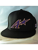 2015 Black Baseball Team Cap