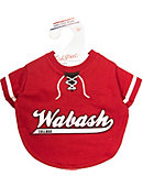 Wabash College Bib With Sleeves
