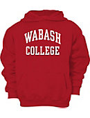 Wabash College - Youth Basic Red Hood