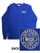 Limestone Saints Long-sleeve Medallion Tee