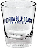 Florida Gulf Coast University 1.5 oz. Collector's Glass