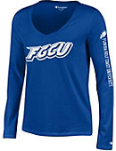Florida Gulf Coast University Women's Long Sleeve V-Neck T-Shirt