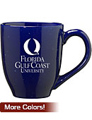 Florida Gulf Coast University Eagles 16 oz. Bistro Mug