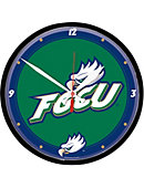 Florida Gulf Coast University 12.75' Round Clock