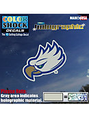 Florida Gulf Coast University Eagles Decal Hologram Stand