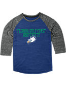 Florida Gulf Coast University Women's 3/4 Sleeve T-Shirt