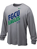 Florida Gulf Coast University Eagles Dri-Fit Legendary Long Sleeve T-Shirt