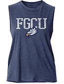 Florida Gulf Coast University Eagles Women's Muscle Tank Top