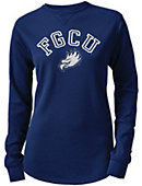 Florida Gulf Coast University Women's Sarah Waffle Long Sleeve T-Shirt