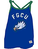 Florida Gulf Coast University Eagles Women's Double Strap Tank Top