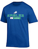 Florida Gulf Coast University Eagles Lacrosse T-Shirt