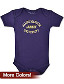 James Madison University Infant Bodysuit