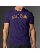 47 Brands James Madison University Basic Scrum T-Shirt