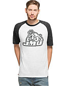 James Madison University Raglan T-Shirt