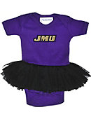 James Madison University Infant Creeper with Tutu