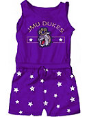 James Madison University Toddler Girls' Star Romper