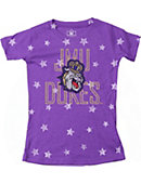 James Madison University Youth Girls' Star T-Shirt