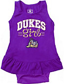 James Madison University Infant Girls' Bodysuit