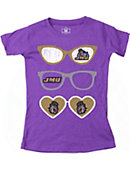 James Madison University Girls' Sunglasses