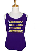 James Madison University Women's Scoop Tank Top