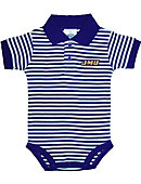 James Madison University Dukes Infant Polo Body Suit