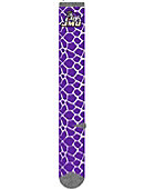 James Madison University Dukes Women's Giraffe Knee High Socks