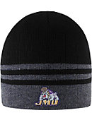 James Madison University Dukes Striped Beanie