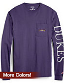 James Madison University Dukes Long Sleeve T-Shirt