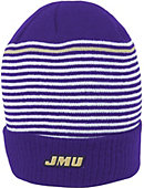 Nike James Madison University Cuffed Stripped Beanie