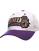 James Madison University Performance Adjustable Cap