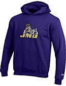 James Madison University Dukes Youth Hooded Sweatshirt