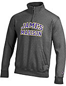 James Madison University 1/4 Zip Fleece