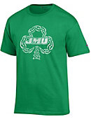 James Madison University Short Sleeve Shamrock T-Shirt