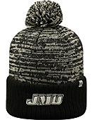 James Madison University Dukes Pom Knit Cuffed Cap