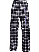 James Madison University Women's Flannel Pants