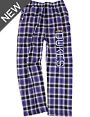 James Madison University Dukes Flannel Pants
