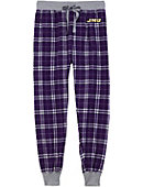 James Madison University Women's Flannel Jogger Pants