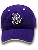 James Madison University Adjustable Toddler Cap