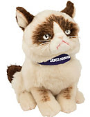 James Madison University 9'' Plush Grumpy Cat