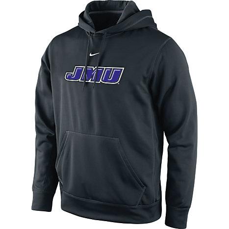 James Madison University Thermafir Hooded Sweatshirt 3xl