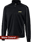 Cutter & Buck James Madison University DryTec Edge Half Zip - ONLINE ONLY
