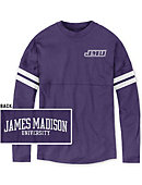 James Madison University Youth Long Sleeve Ra Ra T-Shirt